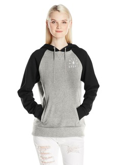 Volcom Junior's Commin Back Graphic Pullover Hoodie  S