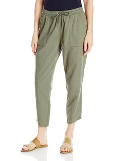 Volcom Junior's Dittybopper Loose Fitting Military Style Pant  L