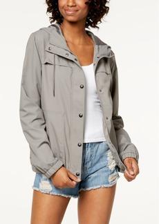 Volcom Juniors' Enemy Stone Hooded Jacket