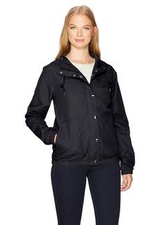 Volcom Junior's Enemy Stone Hooded Windbreaker Jacket  XS