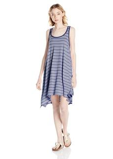 Volcom Juniors First Sail Stripe Tee Dress