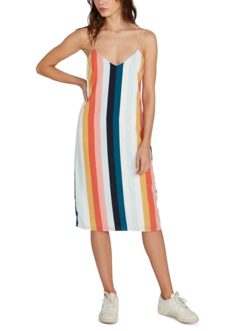 Volcom Juniors' Flavor Up Striped Dress