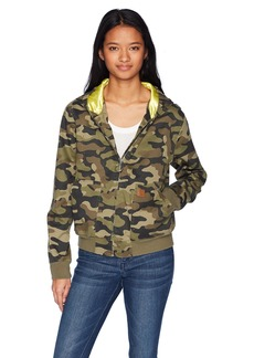 Volcom Junior's Frochickie Bomber Hooded Jacket  XS