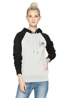 Volcom Junior's Getting Shacked Hoody Sweatshirt  XS