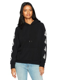 Volcom Junior's Gmj Po Fleece Sweatshirt  M