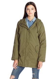 Volcom Juniors Good Side Parka Jacket