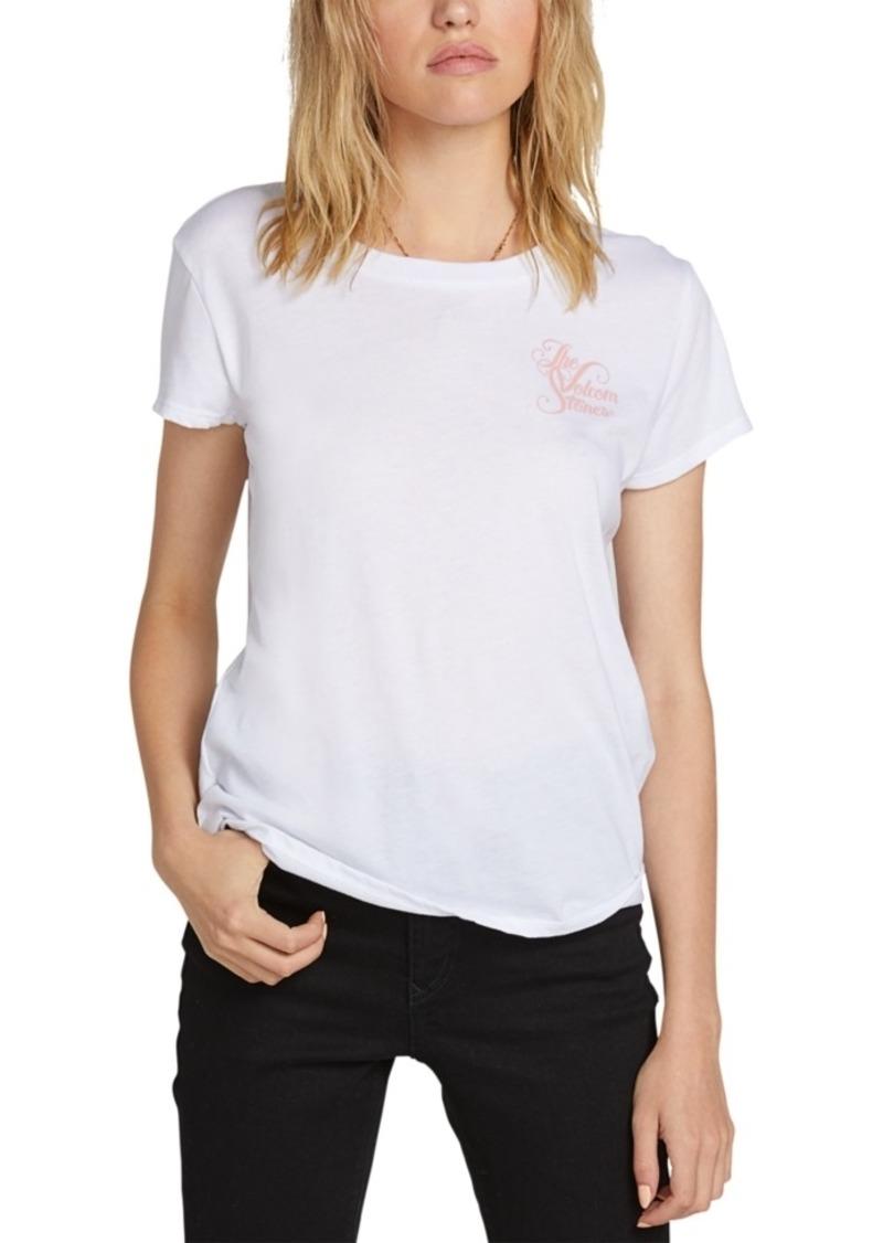 Volcom Juniors' Graphic-Print T-Shirt