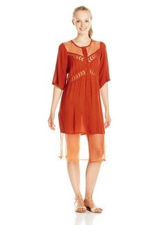 Volcom Junior's Highway Child Midi Dress