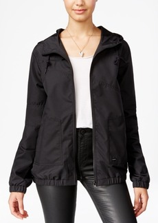 Volcom Juniors' Hooded Windbreaker