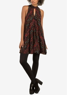Volcom Juniors' Keyhole A-Line Dress