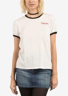 Volcom Juniors' Let's Go Graphic T-Shirt