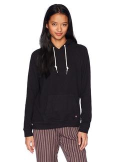 Volcom Junior's Lil Pullover Fleece Hoody Sweatshirt  S