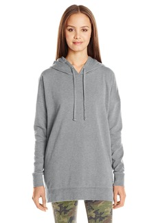 Volcom Junior's Lived in Long Pullover Hoodie