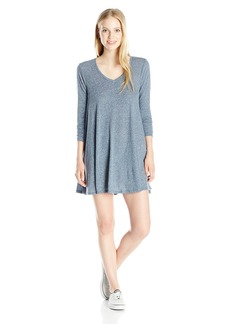 Volcom Juniors Lived in now Tee Dress  mall