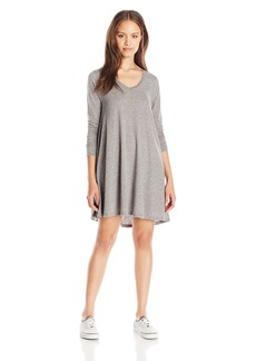 Volcom Juniors Lived in Snow Tee Dress