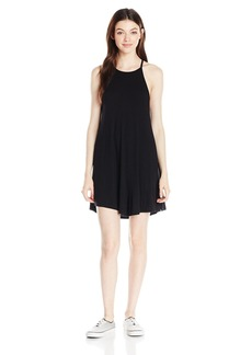 Volcom Junior's Lived in Strappy Tank Top Dress  XS