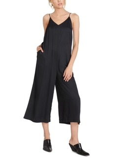 Volcom Juniors' Madly Yours Open-Back Jumpsuit