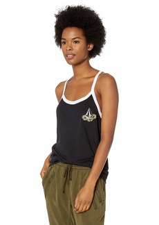 Volcom Junior's Mini Wave Tank  Extra Small