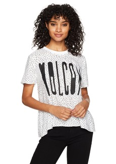 Volcom Junior's Mix a Lot S/s Tee  L