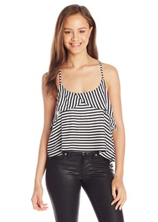Volcom Junior's Moon Rising Stripe Cami