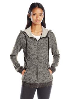 Volcom Juniors Off Duty Zip front hoodie