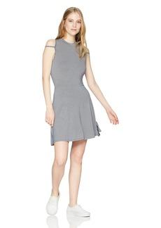 Volcom Junior's Open Arms Cold Shoulder Top Dress  S