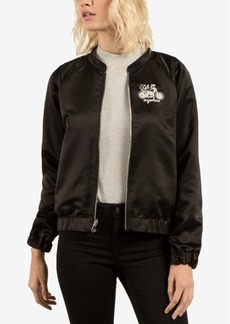 Volcom Juniors' Reversible Bomber Jacket