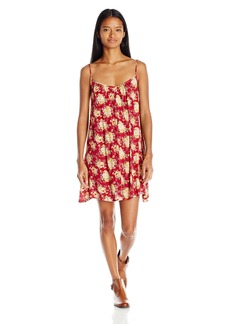 Volcom Juniors Roadtrip Mix Dress  L
