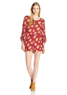 Volcom Juniors Roadtrip Mix Romper