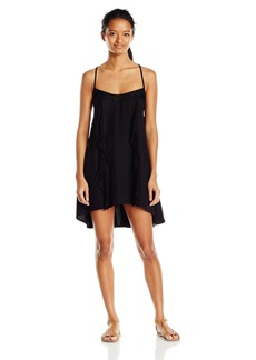 Volcom Junior's Ruff Crowd Tank Dress