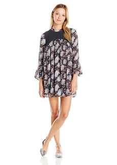 Volcom Juniors Salty Free Dress  XS