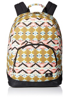 Volcom Junior's Schoolyard Cnvs Backpack