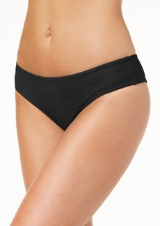 Volcom Juniors' Simply Solid Cheeky Bikini Bottoms Women's Swimsuit