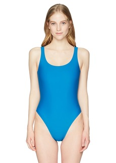Volcom Junior's Simply Solid One Piece Swimsuit  XS
