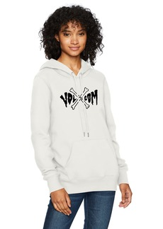 Volcom Junior's Slippin' up Hoody  S
