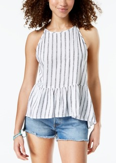 Volcom Juniors' Soul Window Printed Top