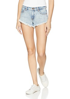 "Volcom Junior's Stoney 1.5"" Micro Denim Short"