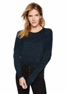 Volcom Junior's The Favorite Cropped Crew Neck Sweater