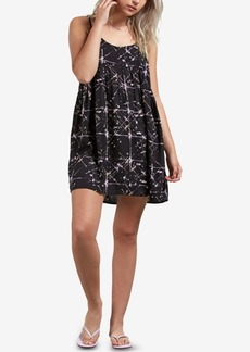 Volcom Juniors' Things Change Printed Dress