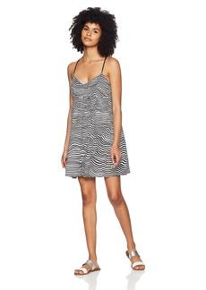 Volcom Junior's THX Its a New Cami Dress  M
