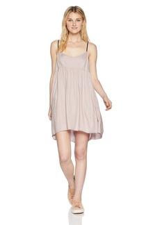 Volcom Junior's THX Its a New Cami Dress  S