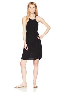 Volcom Junior's What a Stud High Neck Dress  L
