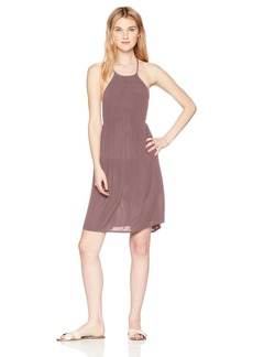 Volcom Junior's What A Stud High Neck Dress  XS
