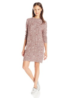 Volcom Juniors What I Want Sweater Dress