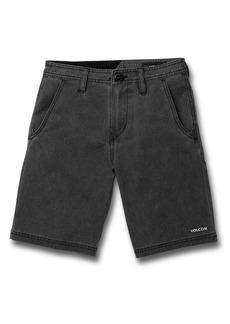 Volcom Kids' Blitzed Hybrid Shorts (Big Boy)