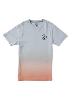 Volcom Kids' Patcher Ombré Logo T-Shirt (Big Boy)