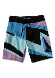 Volcom Kids' Ransacked Mod Board Shorts (Big Boy)