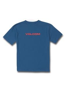 Volcom Kids' Ritz Euro XXX Logo Graphic Tee (Toddler, Little Boy & Big Boy)