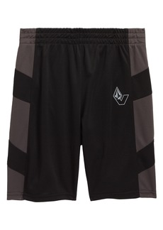 Volcom Kids' Rollins Mesh Athletic Shorts (Toddler, Little Boy & Big Boy)