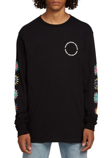 Volcom Kook Gang Graphic Long Sleeve T-Shirt